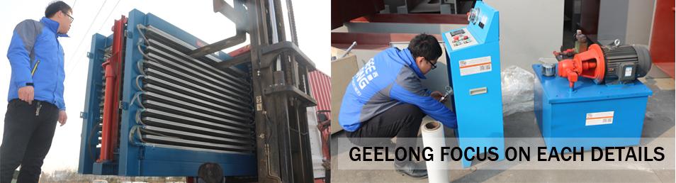 China Plywood Machine - Plywood Making Machine Producer Geelong Brand